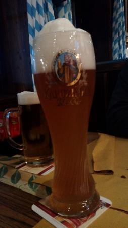 Birreria Kapuziner Ludwigskrone: Birra