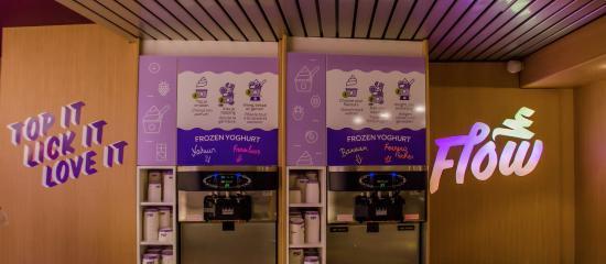 Flow Frozen Yoghurt