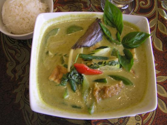 Hanover, Нью-Гэмпшир: Green Curry