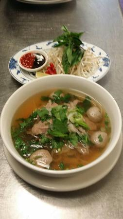 Hanover, NH: Pho Vietnamese Soup