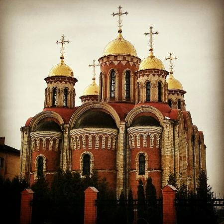 Cathedral of All Sacred in Russia
