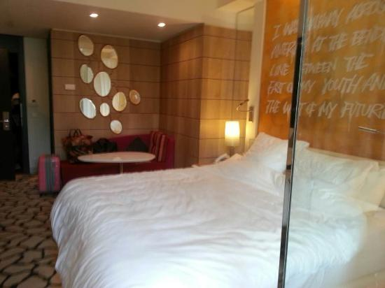 Hotel N'vY: regular double room