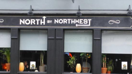 North By North West Pub: The name 😎