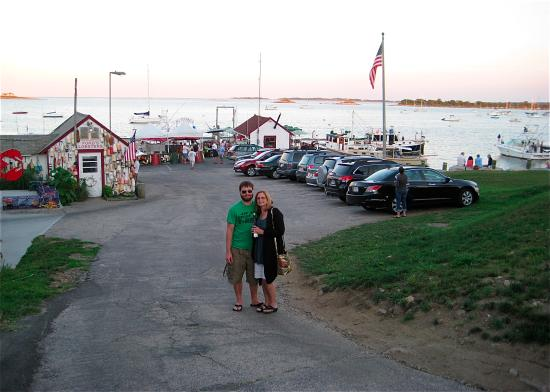 Noank, CT: On the Water Dinning