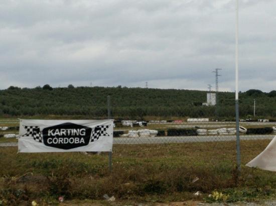 Villafranca De Cordoba, Spanyol: Karting de Villafranca