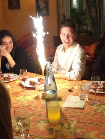 Fleur de Sel: Une soirée d'anniversaire inoubliable