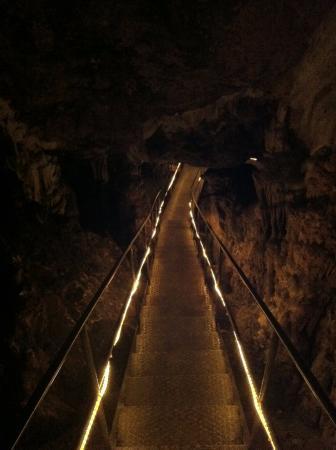 Oylat Cave : Oylat Mağarası, iç görünüm