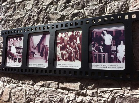 Çay keyfi - Picture of Ulucanlar Prison Museum, Ankara ...