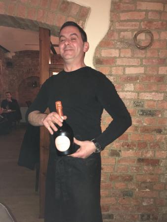 Brackley, UK: Massimo a true legend and culinary genius