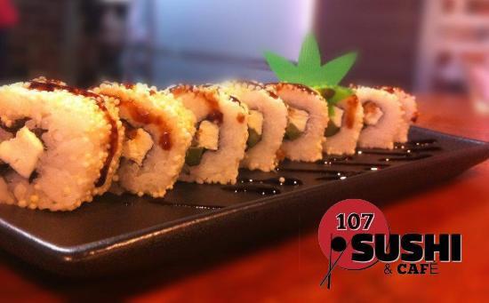 107 Sushi & Cafe