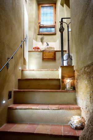 Camere il Giglio: grotta del benessere