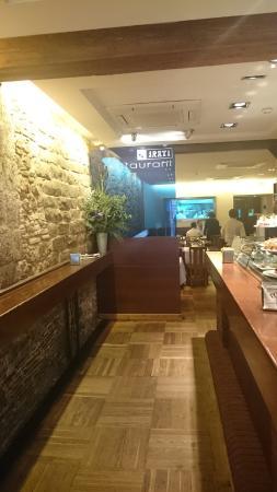 Irati Taverna Basca: Interior