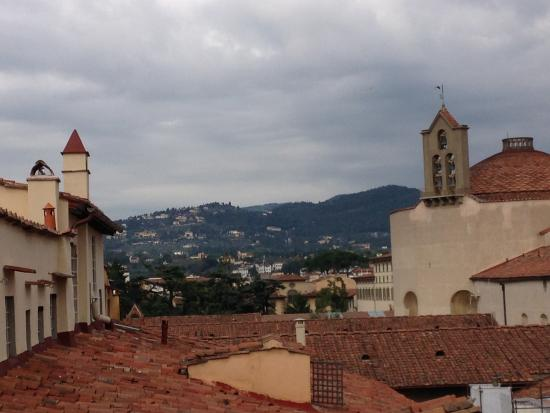 Hotel Loggiato dei Serviti ภาพถ่าย
