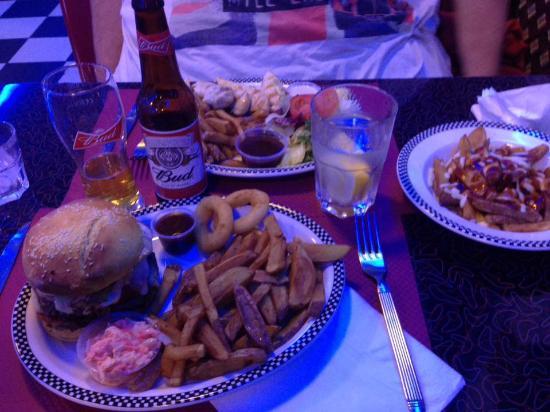 Le Passage, Франция: Mexicain Burger de luxe a 13.50€
