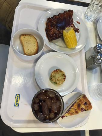 Ikea sunrise restaurant swedish food market omd men om for Restaurant ikea miami