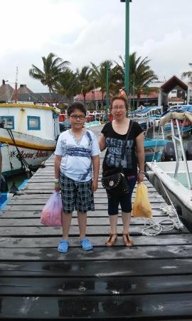 Aquamarina Beach Hotel: 20150204_132249_large.jpg