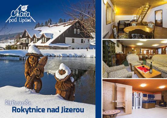 Rokytnice nad Jizerou, Czech Republic: pohled chata Pod Lipami