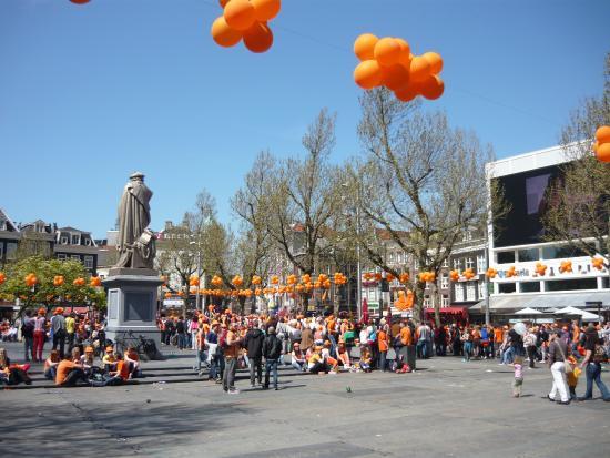 NH Amsterdam Schiller: Rembrandtplein