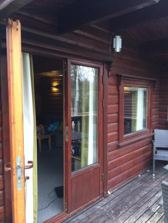 Whitemead Forest Park: Patio Doors