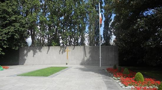 Foto de Arbour Hill Cemetery