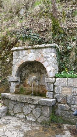 Castelnovo del Friuli, Italy: Sorgente Tof