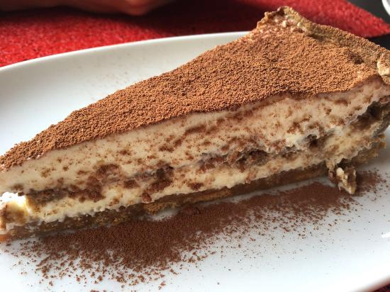 Tiramisu in Nicolino is a must!