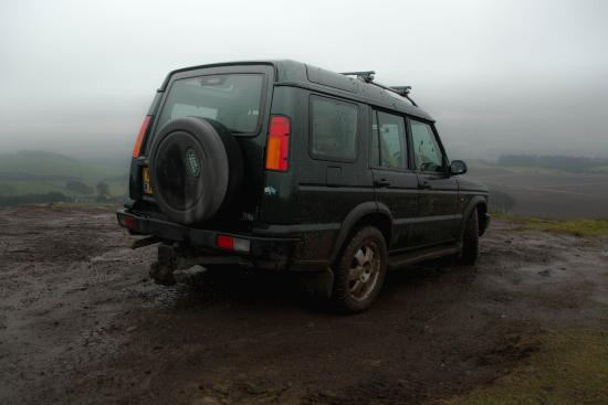 Scottish Off Road Driving Centre