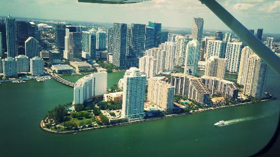 Miami Von Oben