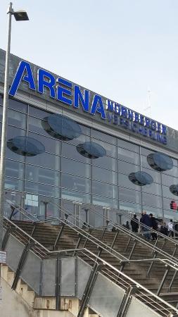 Arena Nurnberger Versicherung Bild Von Arena Nurnberger