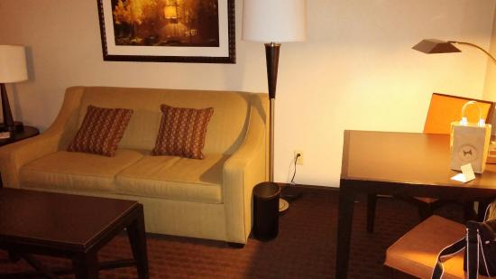 Embassy Suites by Hilton Flagstaff: Room 125