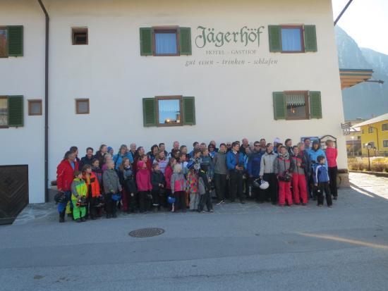 Hotel Jagerhof : Gruppenfoto