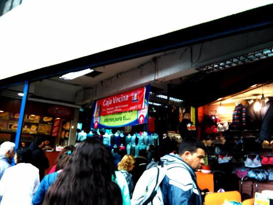 Paseo Comercial Alameda Maipu