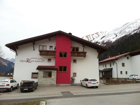 Haus Austria: Hotel von Außen