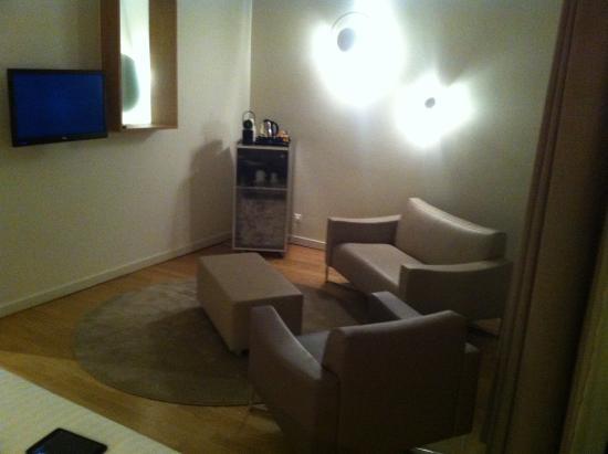 كاساتي بودابست هوتل: Room/Suite 32