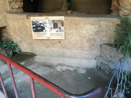 Underground Picture Of Forestiere Underground Gardens Fresno Tripadvisor