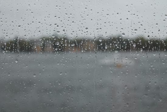 ProfilHotels Hotel Riddargatan: Zelfs met regen is de stad leuk om te ondernemen. Deze foto is genomen vanuit het Fotomuseum.