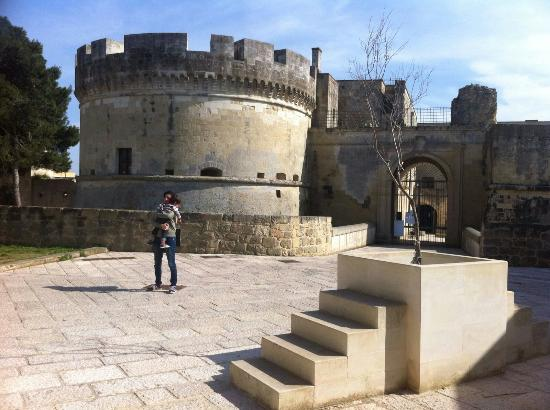 Citta fortificata di Acaya