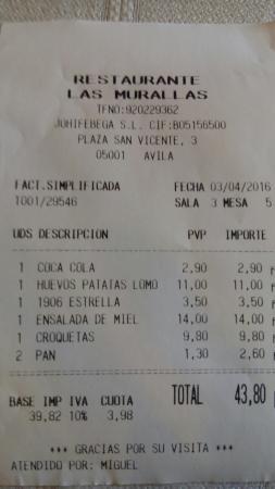 Taberna Restaurante las Murallas