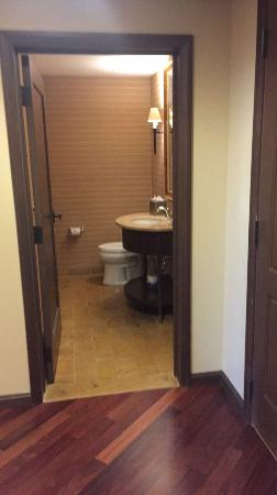 Suncadia Resort: Powder room
