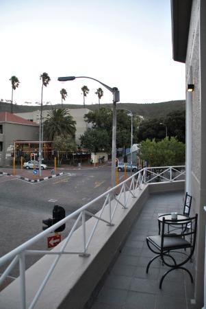 Balkon Picture Of Cloud 9 Boutique Hotel Spa Cape Town Central