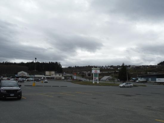 View of Port McNeill