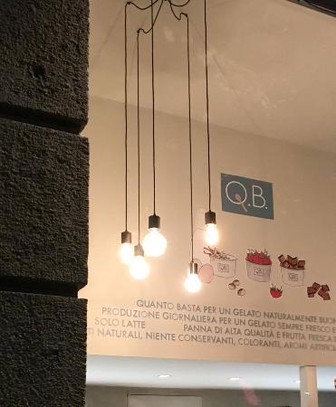 QB Gelato : Q.B. Atmosphere