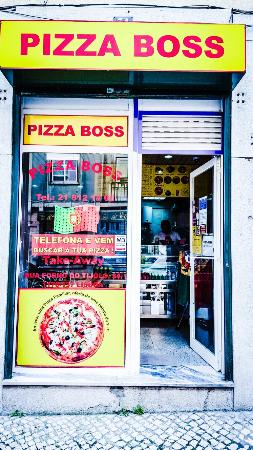 PIZZA-BOSS