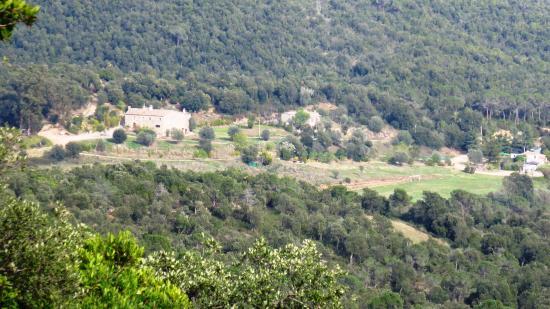 Hotel Casa Rural Mas Gran: El Hotel Mas Gran en su entorno privilegiado