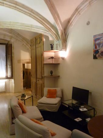 Mon Hotel Particulier: Lounge area