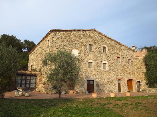 Hotel Casa Rural Mas Gran: Fachada principal