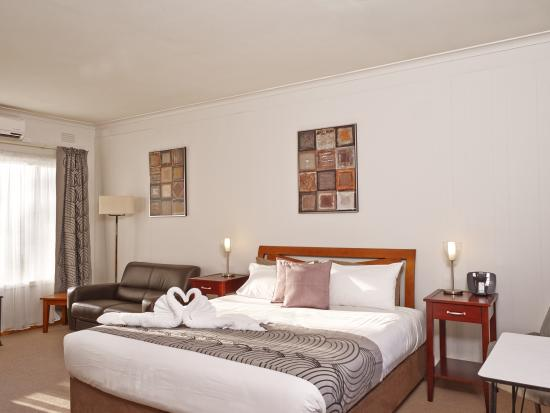 Porepunkah, Австралия: Our new King Deluxe Room