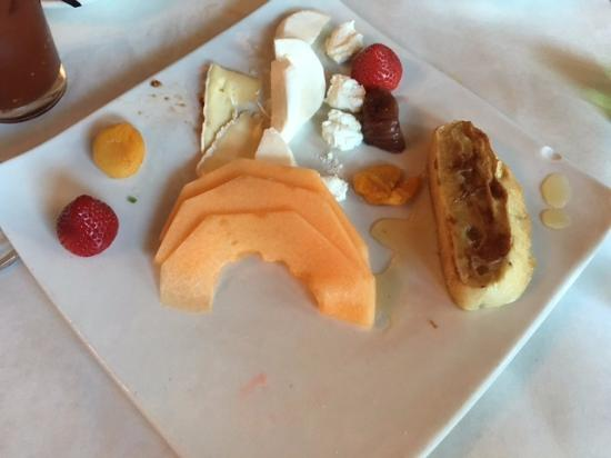 Il Mito: Cheese Plate (sorry, too good to wait)
