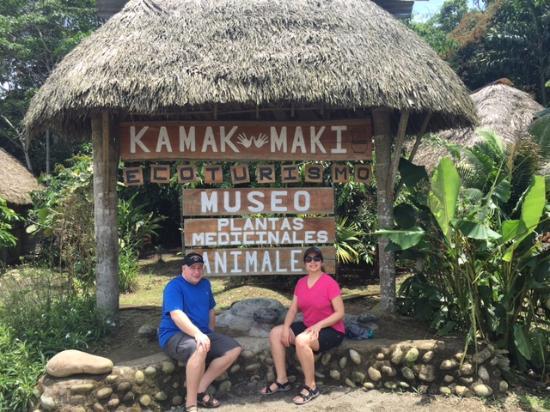 Museo Kamak Maki: Centro Ecoturismo Comunitario Kamak Maki 4