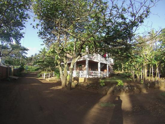 Corn Islands, Nikaragua: Tree House Lodge
